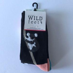 🇨🇦Wild Feet Novelty Socks Three Pack